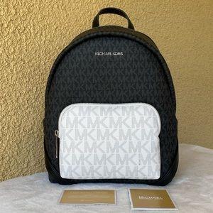 NWT Michael Kors Erin Medium Logo Backpack